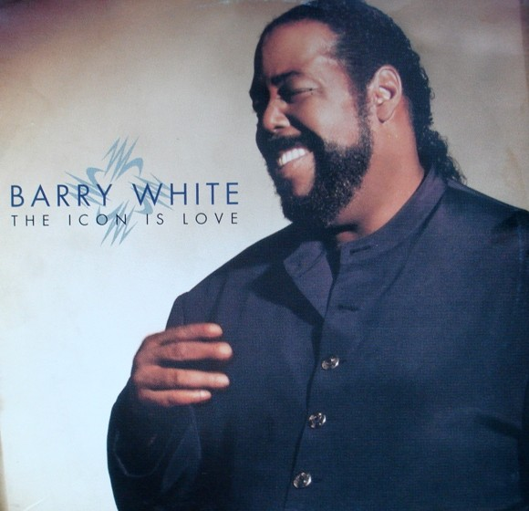 Barry White-The Icon is Love