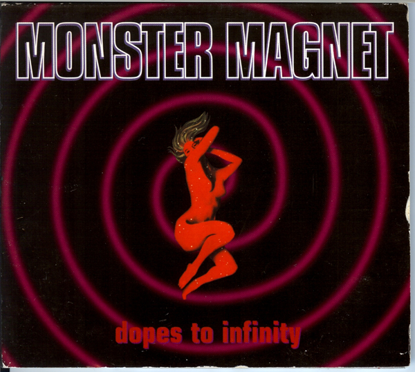 Monster Magnet, Dopes To Infinity, Cover