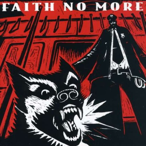 Faith No More King For A Day, Fool For A Lifetime Cover