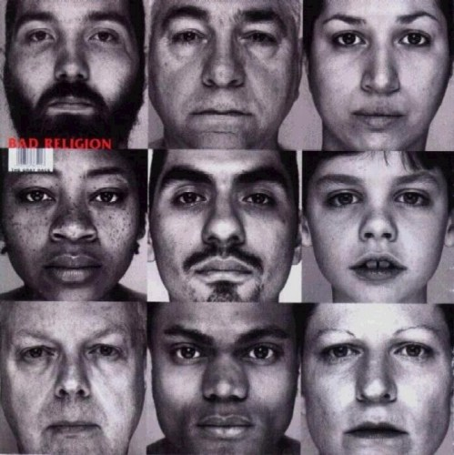 Bad Religion The Gray Race Cover