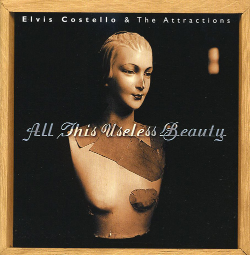 Elvis Costello All This Useless Beauty Cover