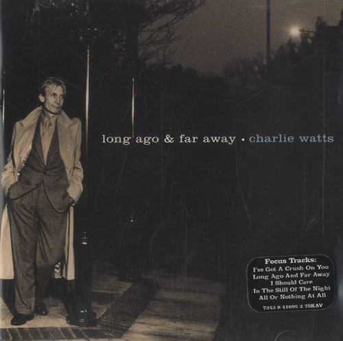 Charlie Watts Long Ago And Far Away Cover