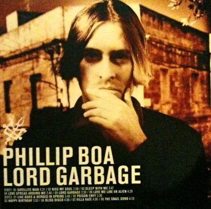 Phillip Boa - Lord Garbage