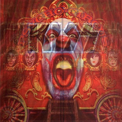 Kiss Psycho Circus Cover