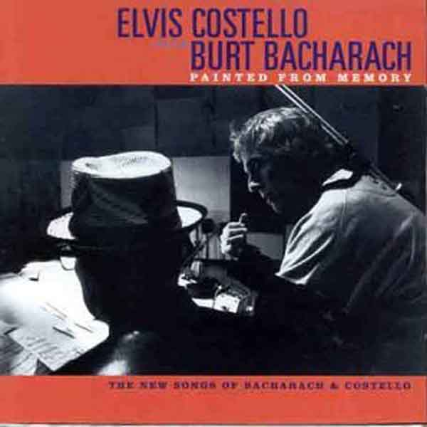 Elvis Costello & Burt Bacharach - Painted From Memory