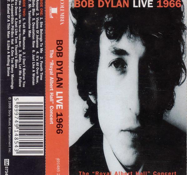 Bob Dylan - Live 1966