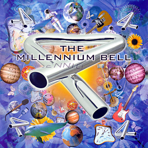 Mike Oldfield The Millenium Bell Cover