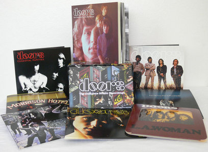 The Doors Complete Studio Recordings Box