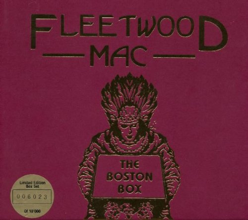 Fleetwood Mac The Boston Box Cover