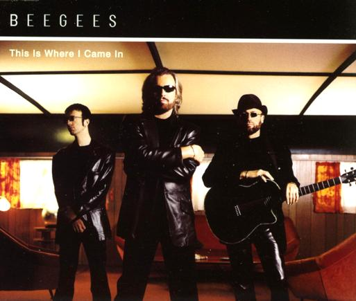 Bee Gees - This Is Where I Came In