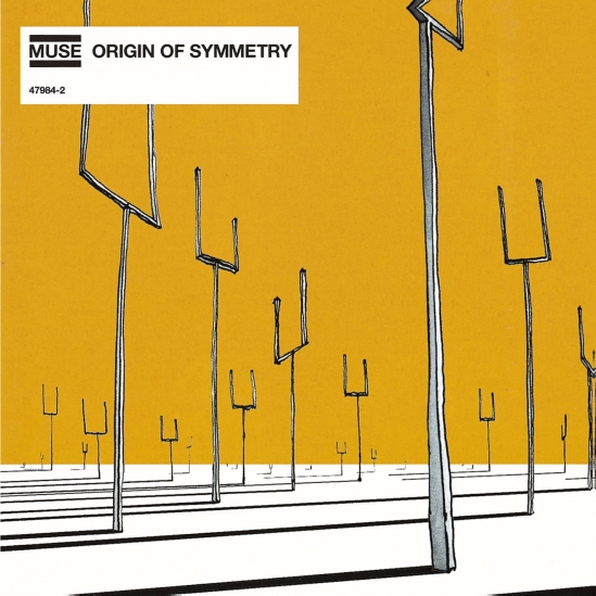 Muse Origin Of Symmetry Cover