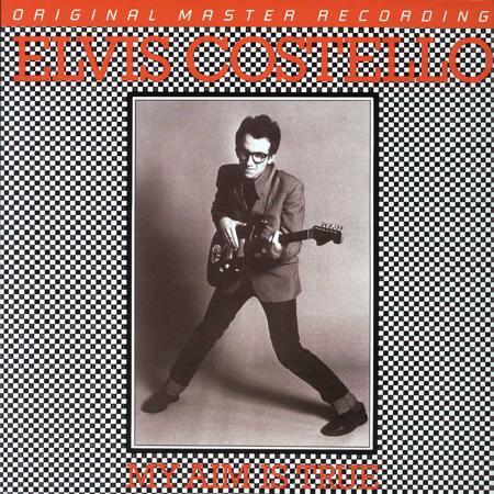 Elvis Costello My Aim Is True Cover