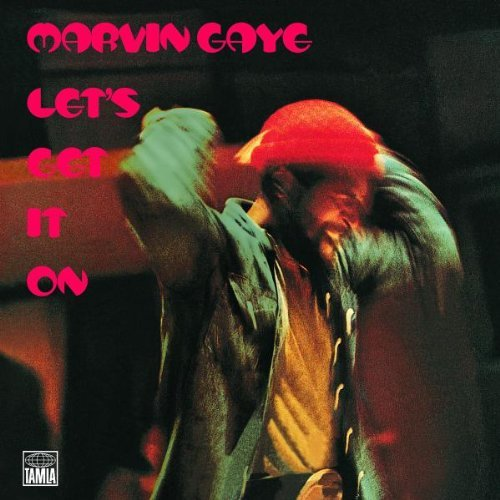Marvin Gaye Lets Get It On Cover