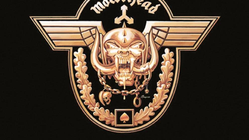 Motörhead, Hammered, Cover