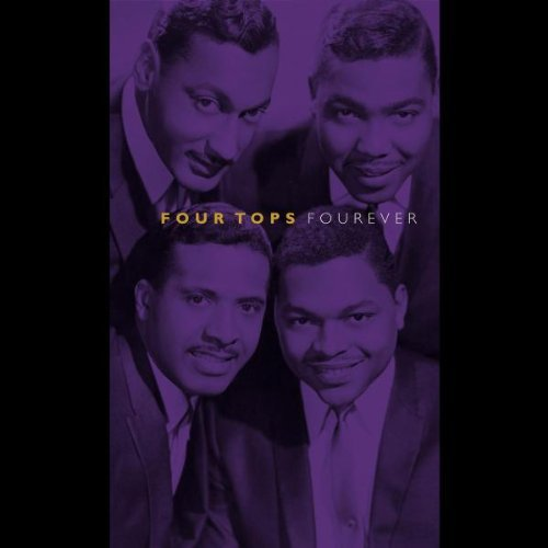 Four Tops Forever Cover