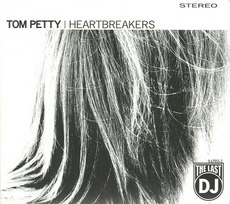 Tom Petty The Last DJ Artwork