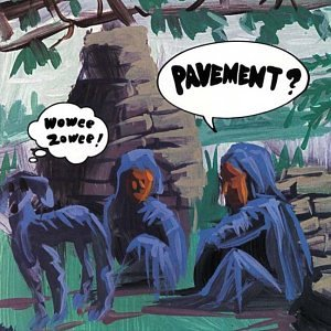 Pavement Wowee Zowee Cover