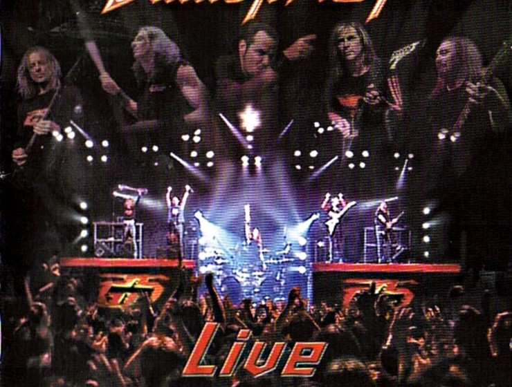 Judas Priest, Live in London, Cover