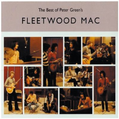 Fleetwood Mac The Best Of Peter Green Artwork
