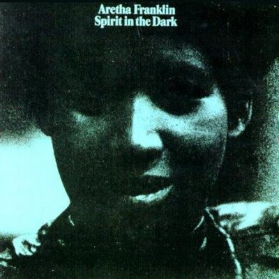 Aretha Franklin Spirit In The Dark Cover