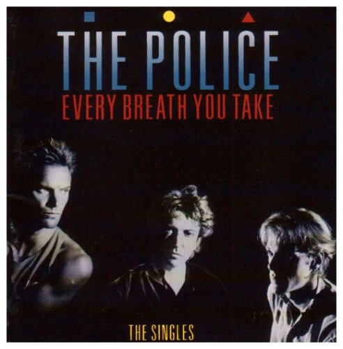 The Police Every Breath You Take Cover