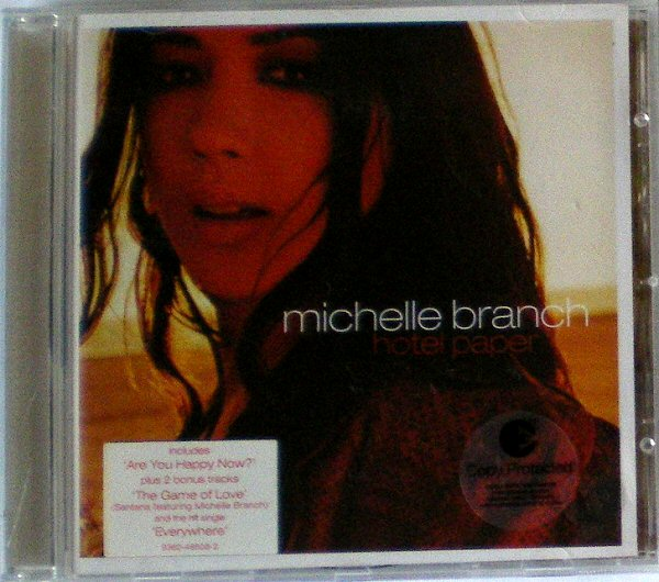 Michelle Branch - Hotel Paper