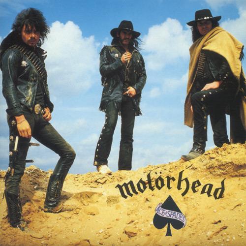 Motörhead, Ace Of Spades, Cover