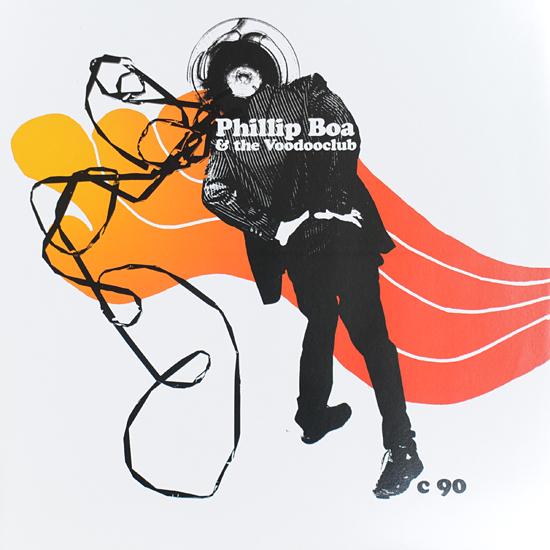 Phillip Boa & The Voodooclub - C90