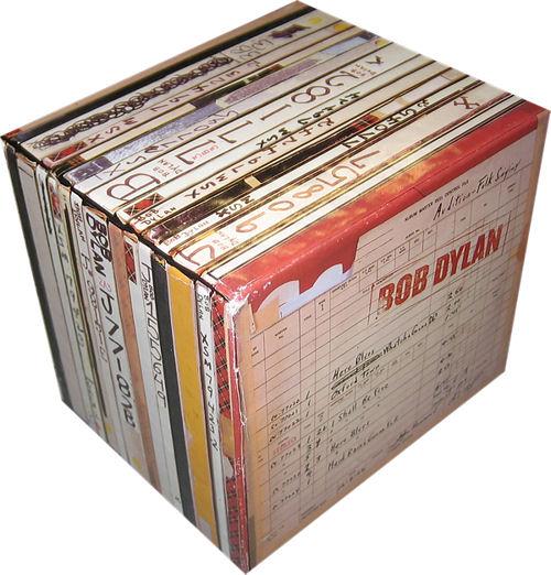 Bob Dylan Revisited Remastered Box