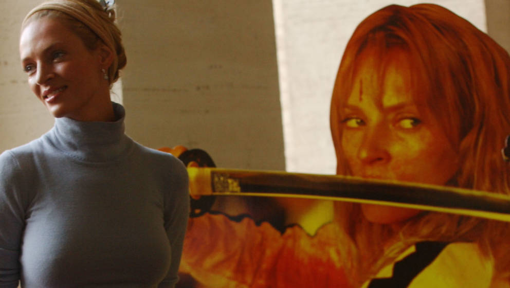 """Uma Thurman und """"Kill Bill"""""""