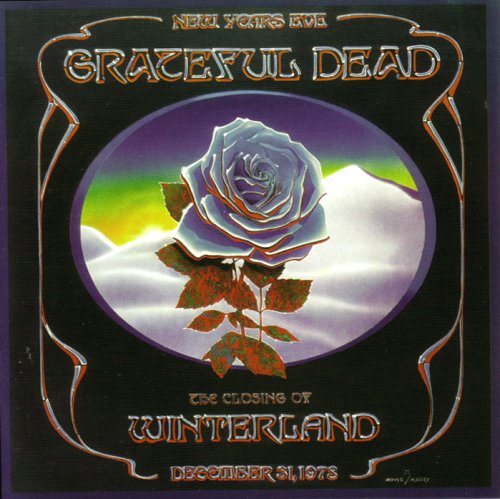 Greatful Dead The Closing Of Winterland Cover