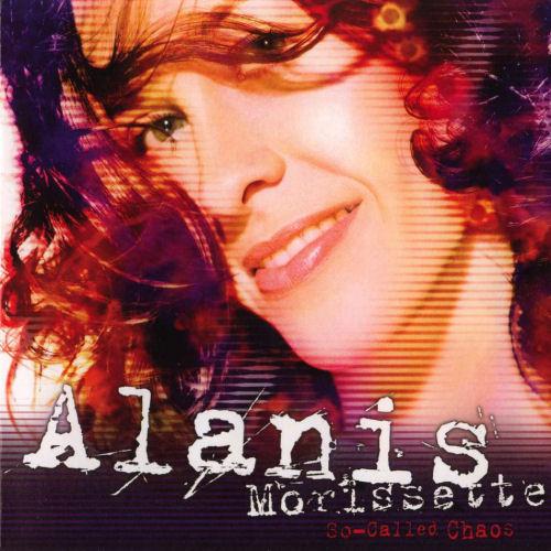 Alanis Morrissette So Called Chaos Artwork