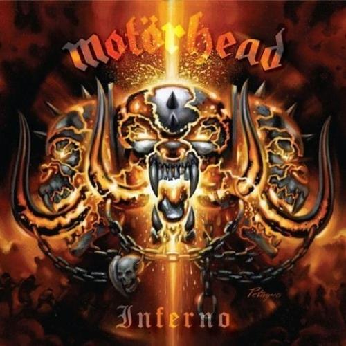 Motörhead, Inferno, Cover