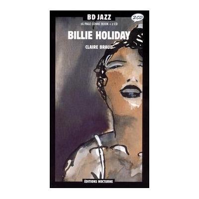 BD Jazz Billie Holiday Artwork