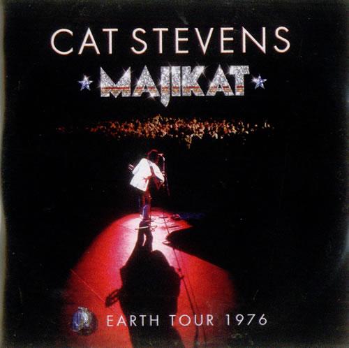 Cat Stevens Majikat Cover