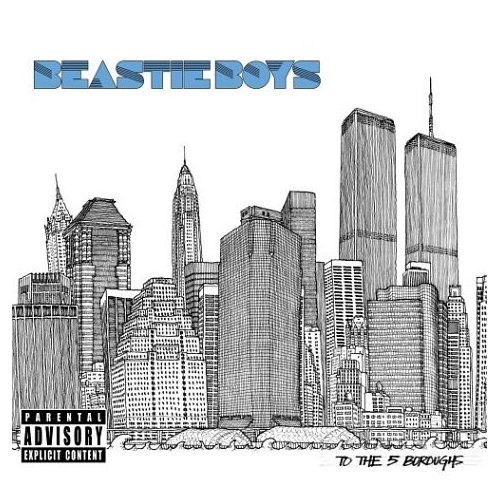 Beastie Boys To The 5 Boroughs Cover