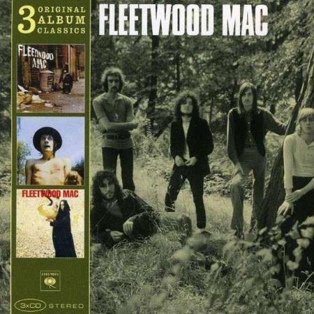 Fleetwood Mac 3 Original Album Classics Artwork