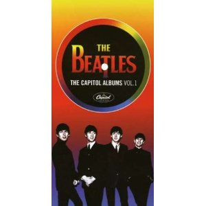 The Beatles The Capitol Albums, Vol. 1 Cover