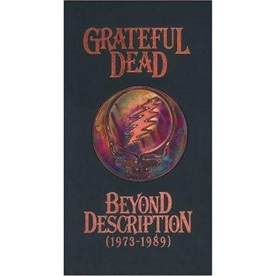 Gratful Dead Beyond Description Cover