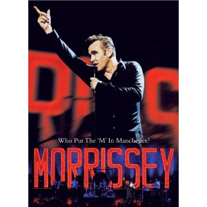 Morrissey Who Put The M In Manchester Cover
