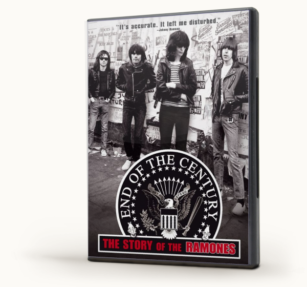 Ramones End Of The Century Cover