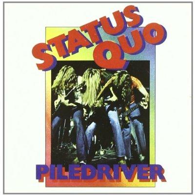 Status Quo Piledriver Artwork