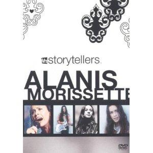 Alanis Morissette VH1 Storytellers Cover