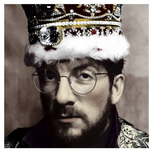 Elvis Costello King Of America Cover