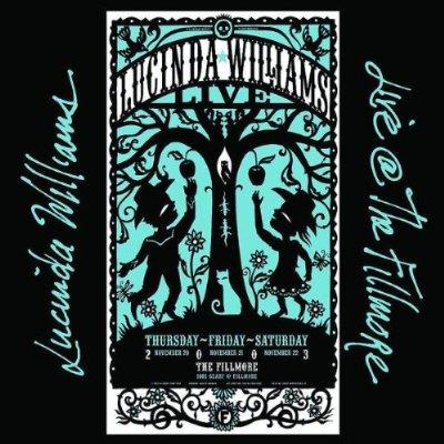 Lucinda Williams - Live @ The Fillmore