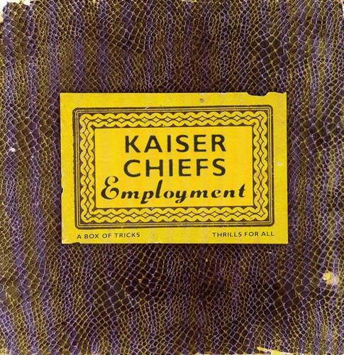 Kaiser Chiefs Employment Cover