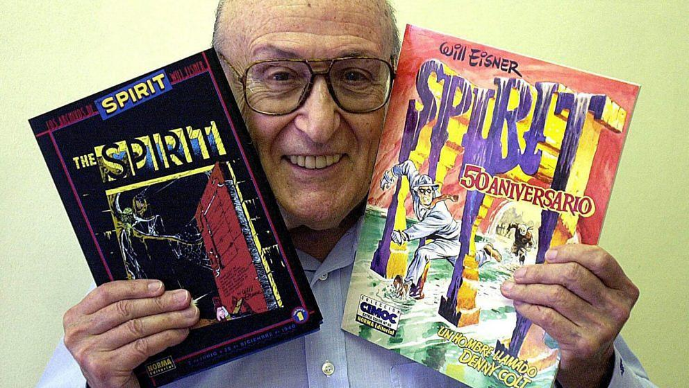 Comic-Legende Will Eisner