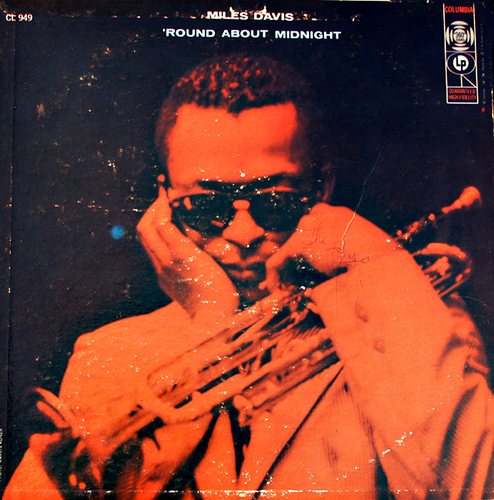 Miles Davis Round About Midnight Cover