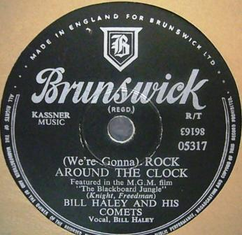 Rock Around The Clock - The Record That Started The Rock Revolution!