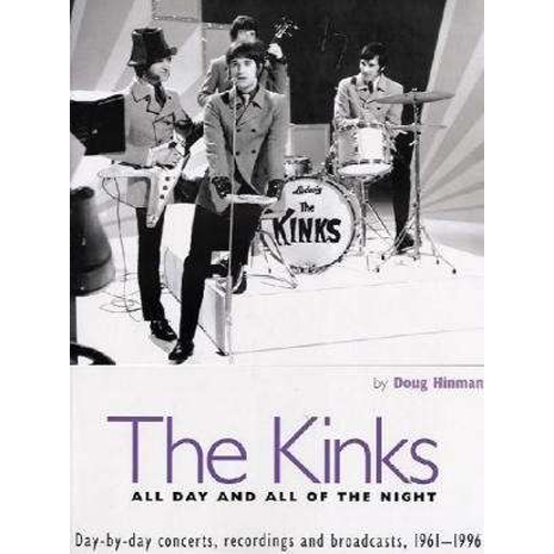 Doug Hinman The Kinks Buch-Cover